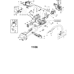 Poulan P3314 Chainsaw Parts Diagram Euro 13 Pin Plug Wiring Pro 220 Everything About