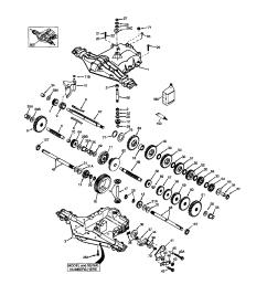 peerless 206 546 peerless pmst transaxle diagram [ 1696 x 2200 Pixel ]