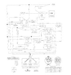 husqvarna lawn tractor riding mower wiring diagram [ 1696 x 2200 Pixel ]