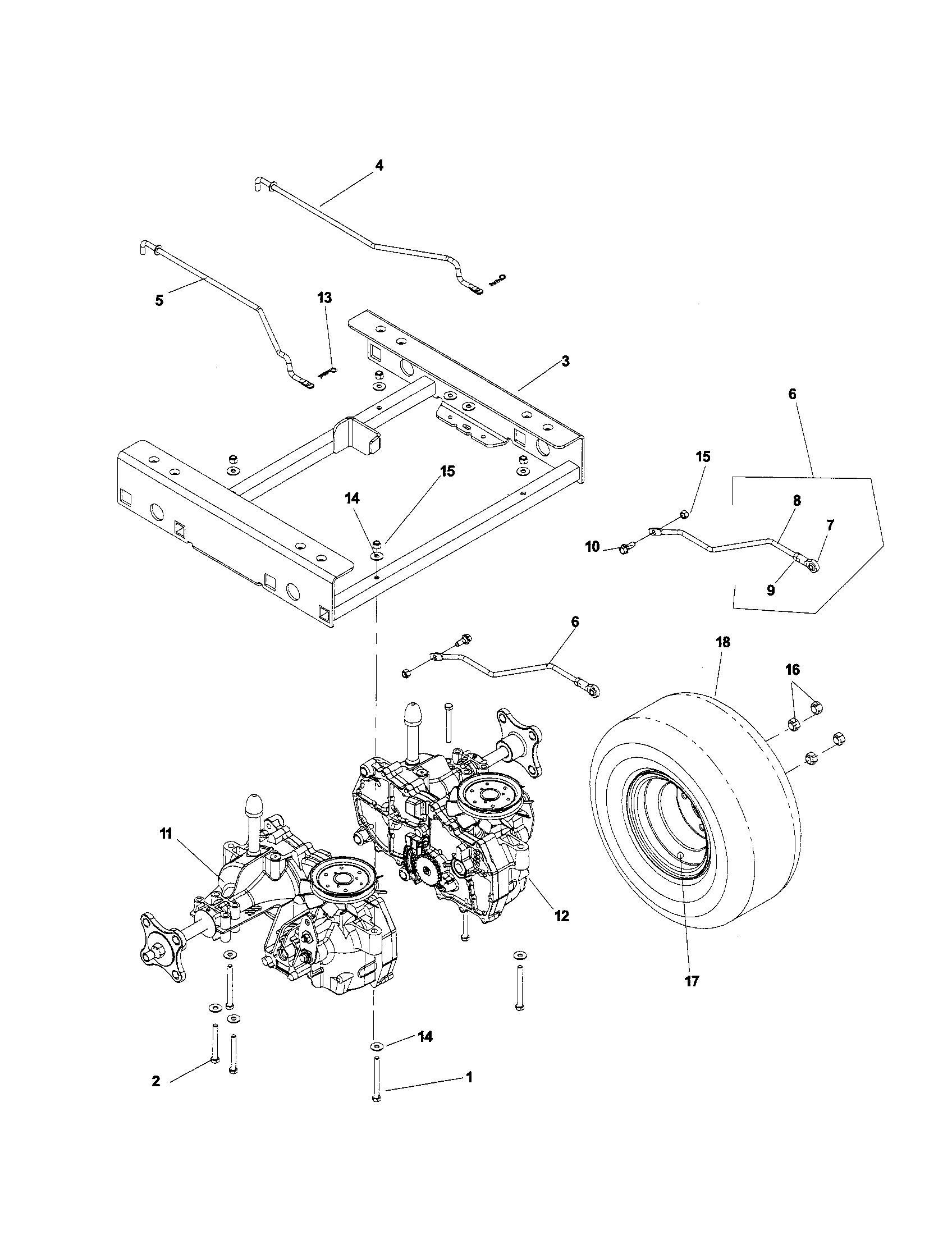 hight resolution of wiring diagram for husqvarna rz5426 husqvarna lawn mowers husqvarna rz4623 966764501 drive belt diagram husqvarna rz4623 pulley