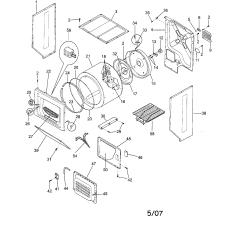 Frigidaire Affinity Dryer Wiring Diagram Alternator To Battery Fuse Location Whirlpool