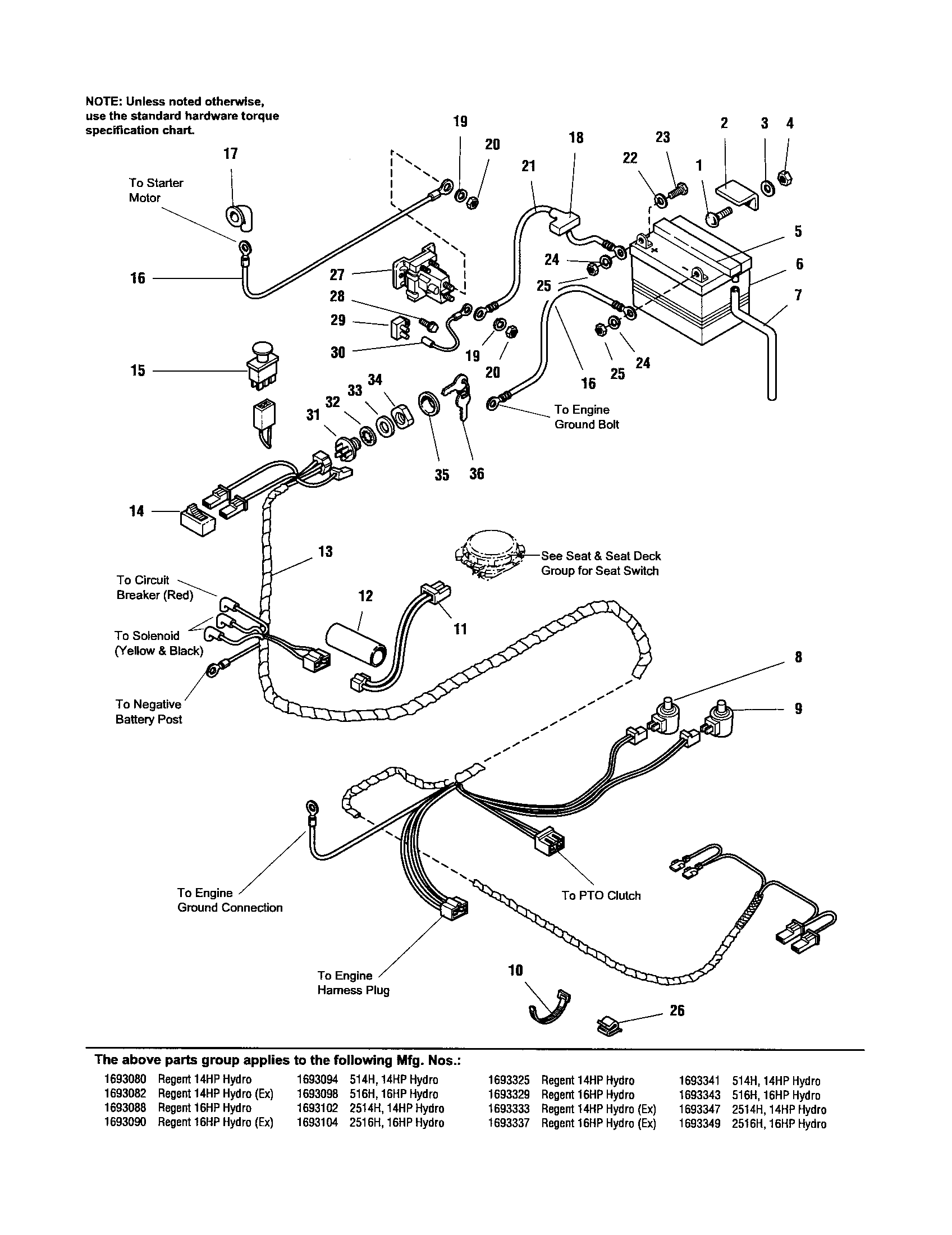 Lawn Mower Ignition Diagram, Lawn, Free Engine Image For