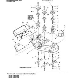 simplicity model 1693189 mower deck genuine parts rh searspartsdirect com simplicity riding lawn mower parts simplicity riding mower belt diagram [ 1696 x 2200 Pixel ]