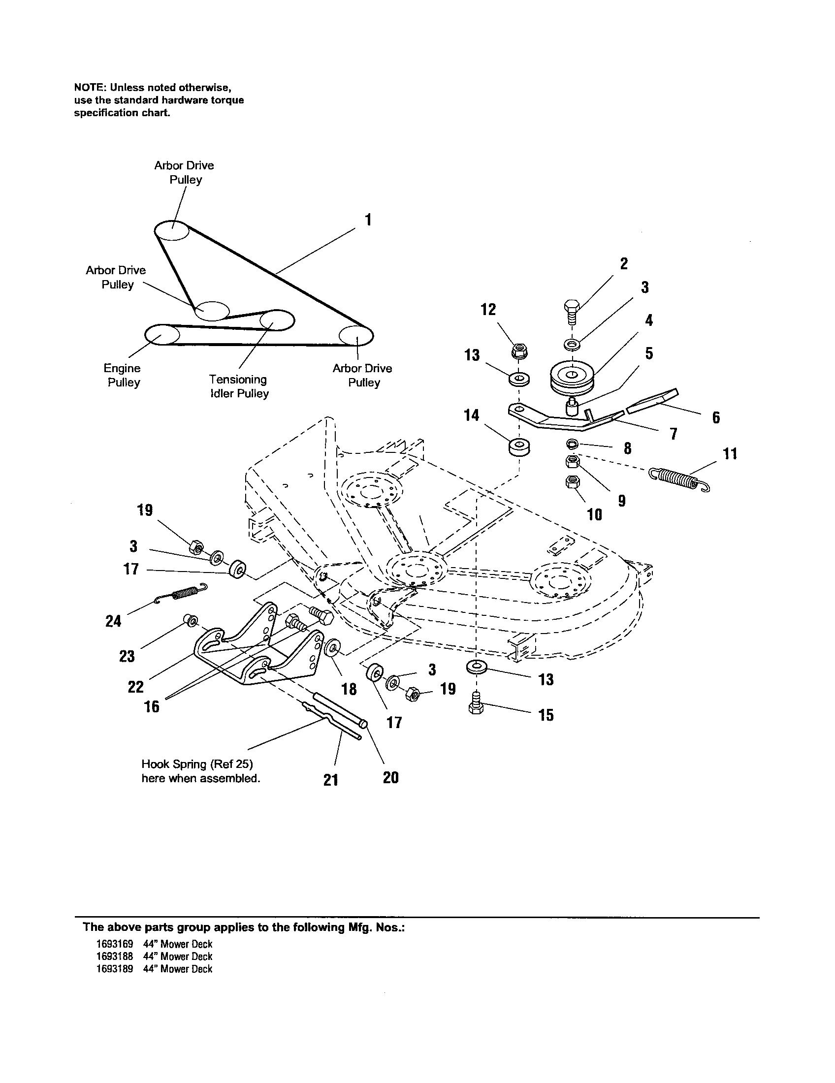 Solved How Do I Adjust Belt On A Simplicity 4211