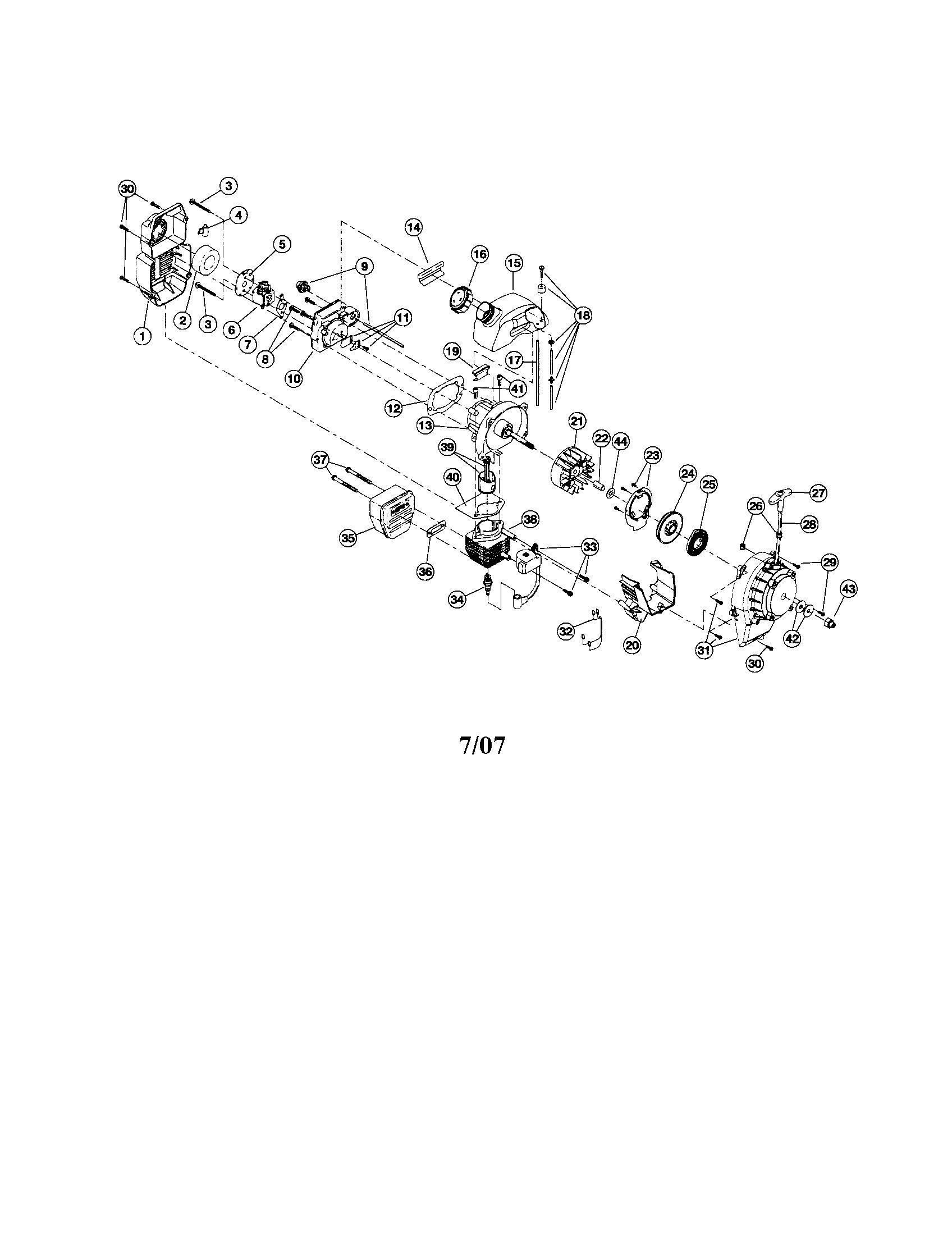 Vacuum Parts: Craftsman Leaf Vacuum Parts