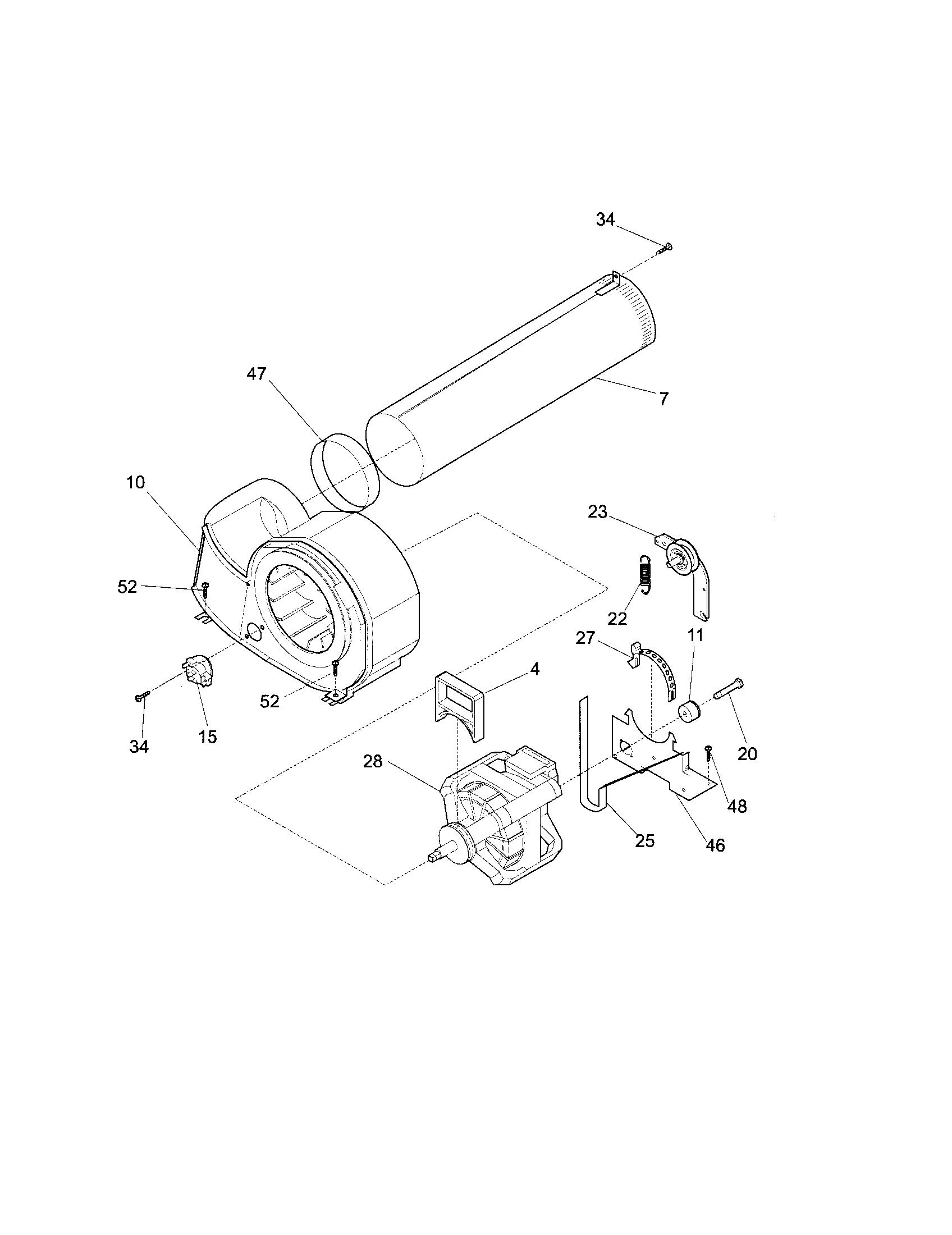 hight resolution of kenmore 41798052700 motor diagram