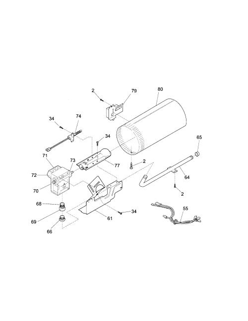 small resolution of kenmore 41798052700 burner diagram