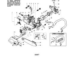 Poulan 2150 Chainsaw Fuel Line Diagram 2007 Suzuki Gsxr 600 Wiring Lines