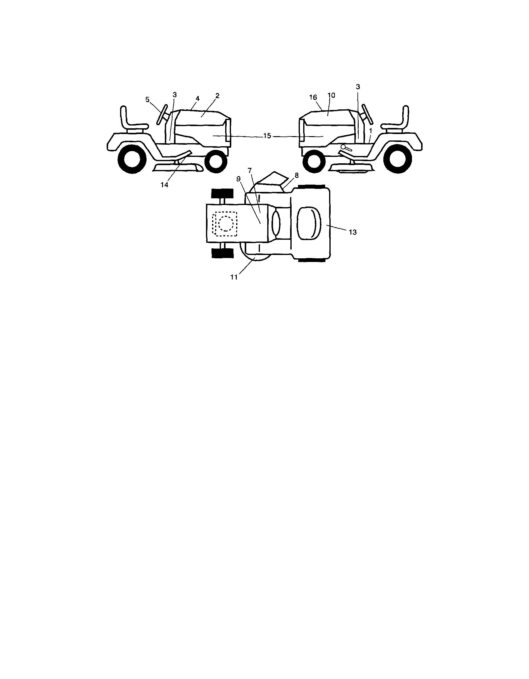 hight resolution of  wiring diagram craftsman 917 287480 wiring diagram for you on craftsman lawn tractor parts diagram