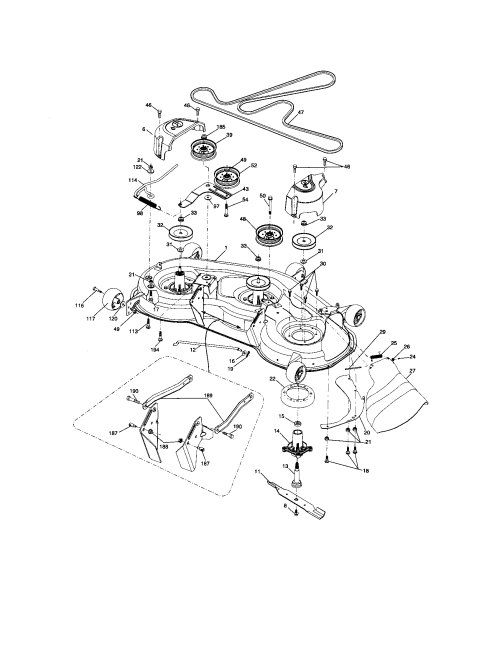 small resolution of 1967 ford galaxie 390 wiring diagram
