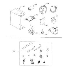 Goodman Furnace Parts Diagram Wiring Relay Symbol Janitrol Unit Heater And Fuse Box