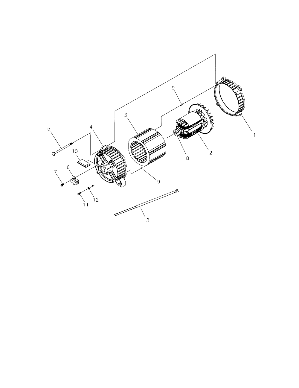 medium resolution of craftsman generator alternator parts