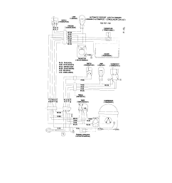 sunbeam snr13tfoa wiring diagram diagram [ 1696 x 2200 Pixel ]