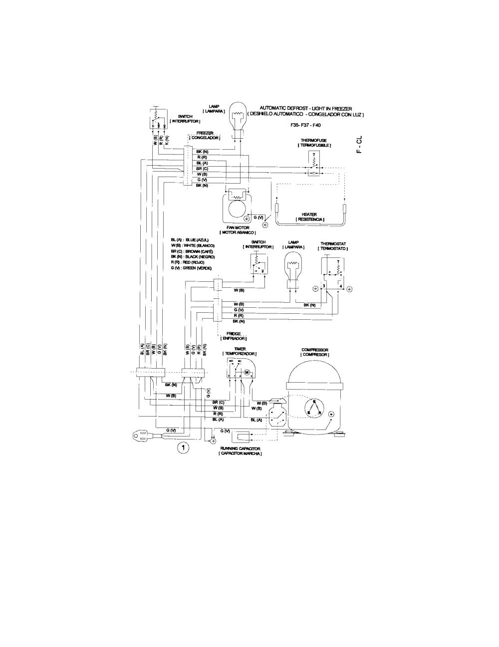 medium resolution of sunbeam snr13tfoa wiring diagram diagram