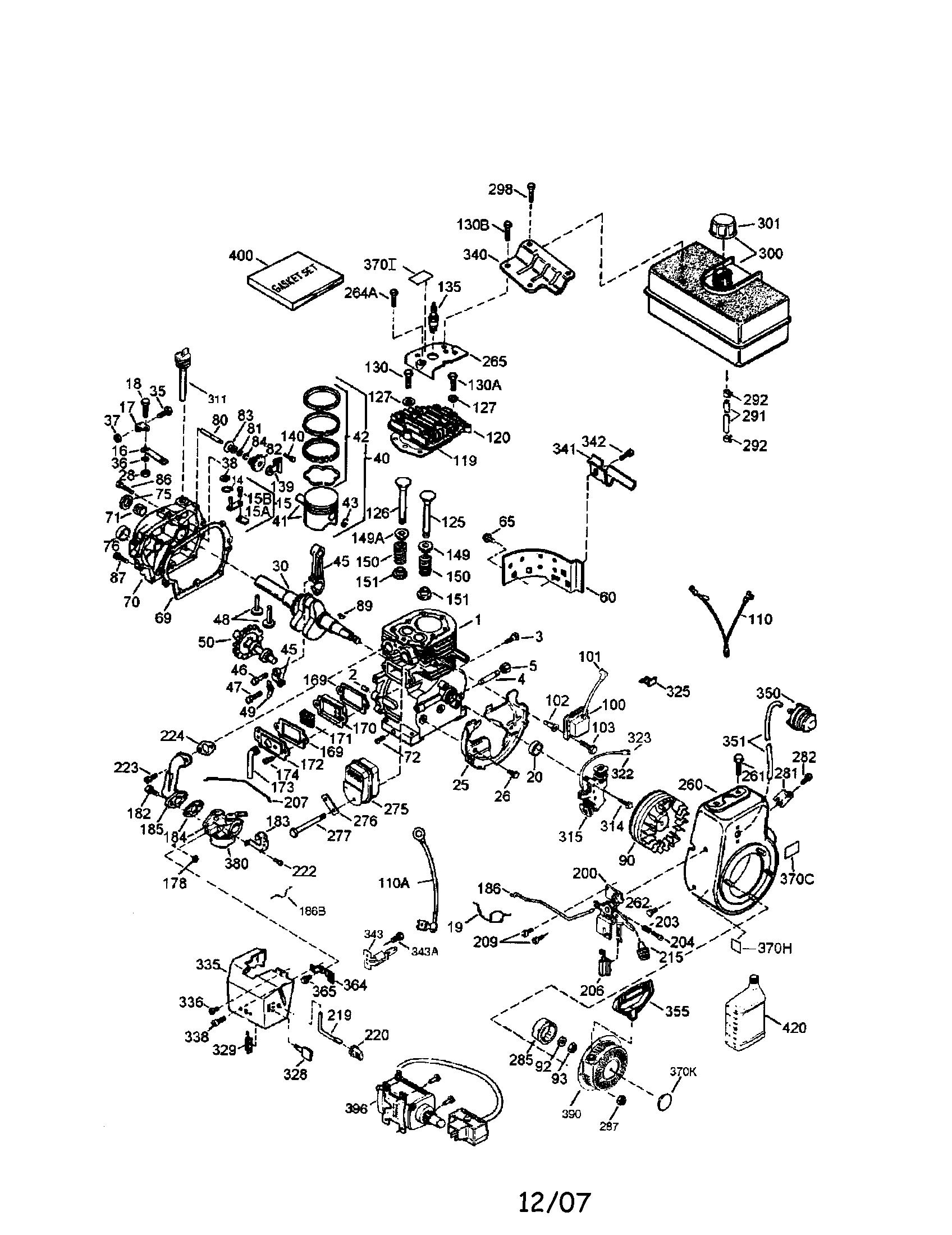 tecumseh motor manual