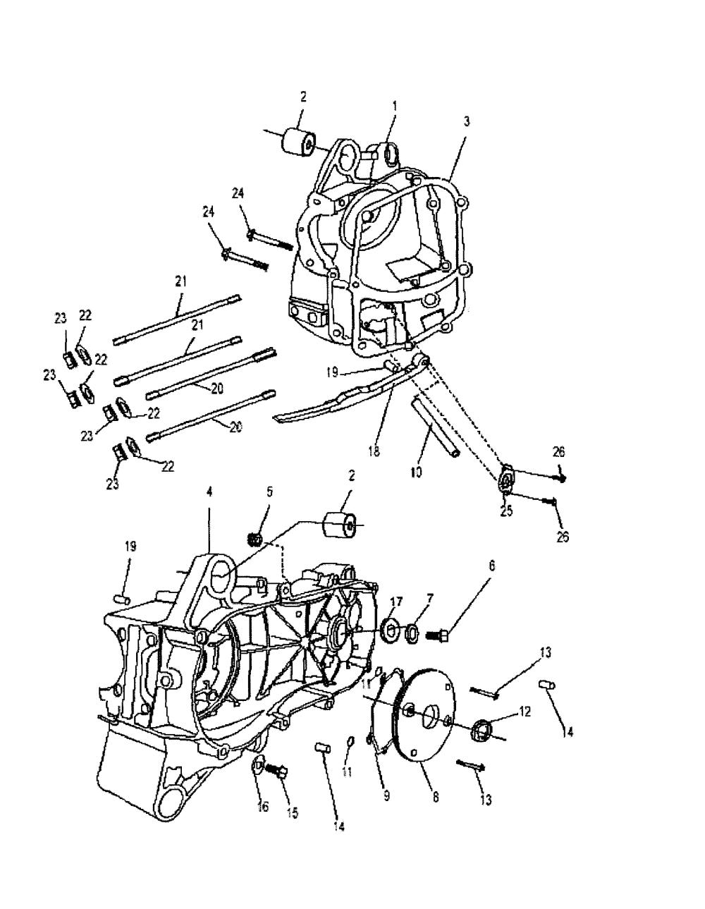 medium resolution of manco scorpion go kart wiring diagram