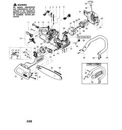 craftsman chainsaw wiring diagram [ 1696 x 2200 Pixel ]