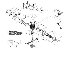 Poulan 2150 Chainsaw Fuel Line Diagram Nissan Titan Front Suspension Model Type 7 Gas Genuine Parts