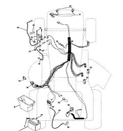 poulan lawn mower wiring diagram [ 1696 x 2200 Pixel ]