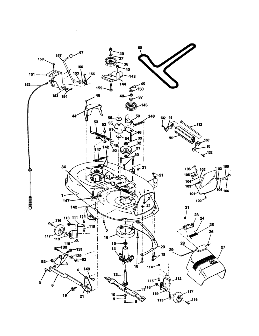 medium resolution of poulan riding mower schematics wiring diagrams value poulan riding mower manual looking for poulan model ppr20h42stc