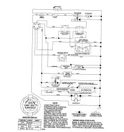lawn mower battery charging system diagram [ 1696 x 2200 Pixel ]