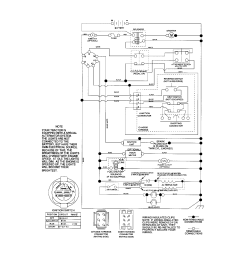 craftsman 917287130 schematic diagram tractor diagram [ 1696 x 2200 Pixel ]