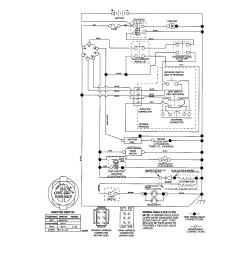 craftsman 917287120 schematic diagram tractor diagram [ 1696 x 2200 Pixel ]