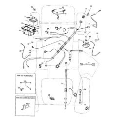 Husqvarna Lawn Tractor Wiring Diagram 1999 Jeep Grand Cherokee How Rewiring Riding Mower Get