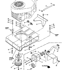 Parts Of A Comet Diagram 2006 Honda Civic Starter Wiring Snapper Lt160h42dbv Deck Belt Free
