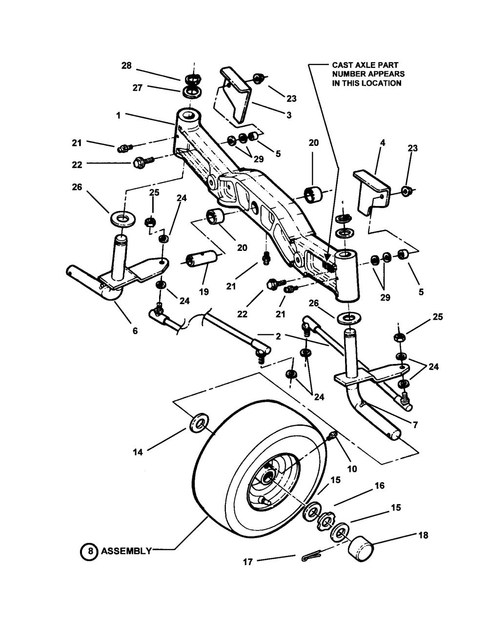 medium resolution of old snapper wiring harness
