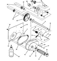 snapper 301222be differential r h fender diagram [ 1696 x 2200 Pixel ]