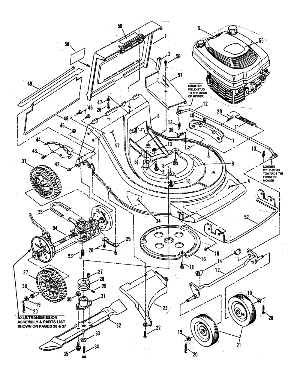 medium resolution of snapper mower schematics wiring diagram compilation snapper mower parts briggs diagram and parts list for snapper
