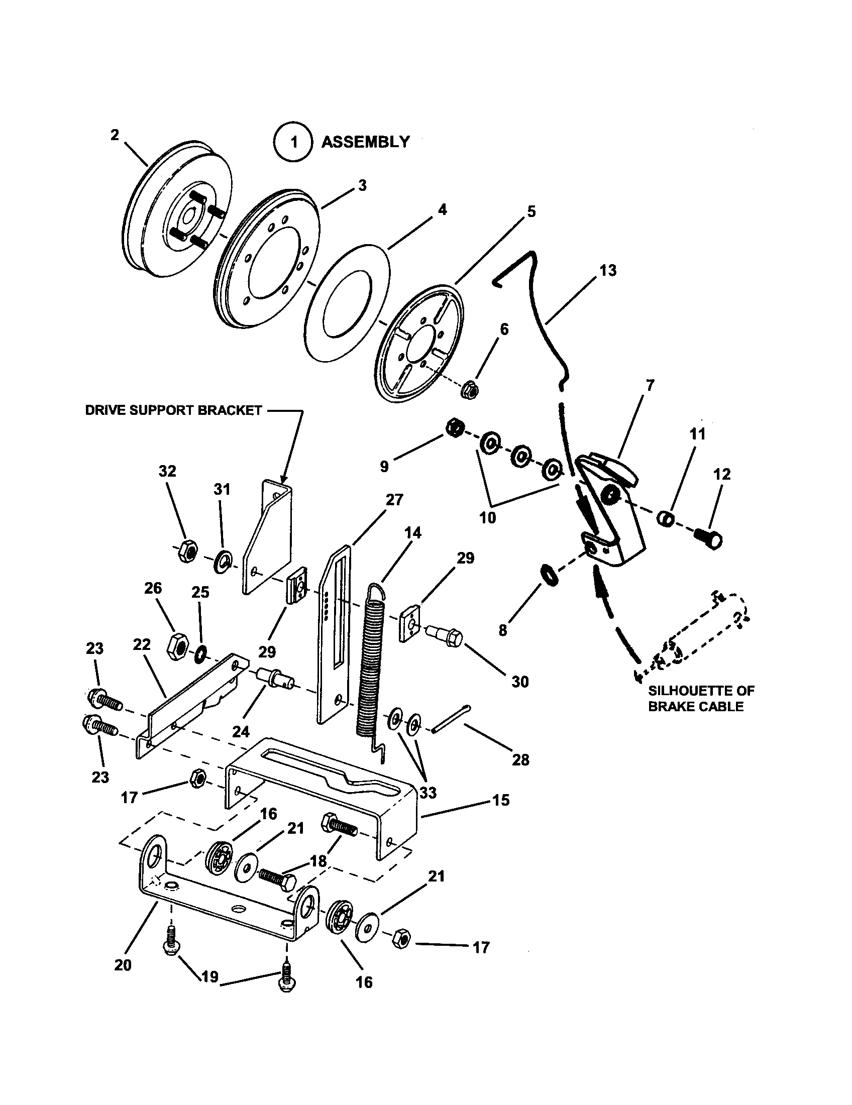medium resolution of deck diagram and parts list for snapper ridingmowertractorparts wiring diagram today