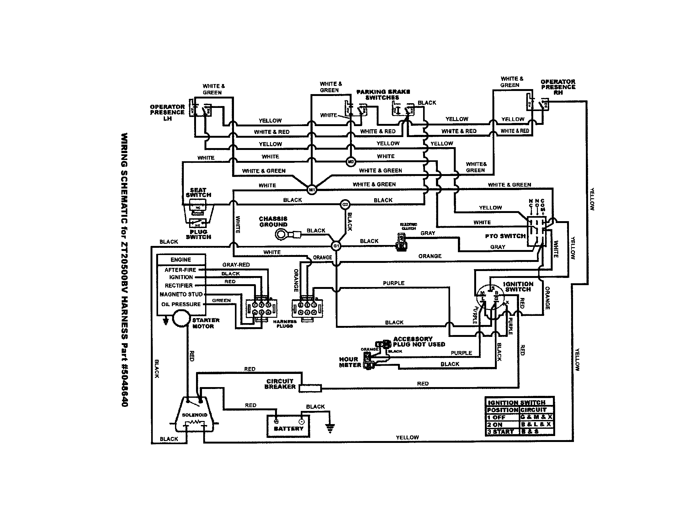 Kohler 20 Hp Wiring Diagram on sears headlight wiring diagram