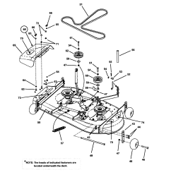 snapper riding lawn mower wiring schematic [ 1696 x 2200 Pixel ]