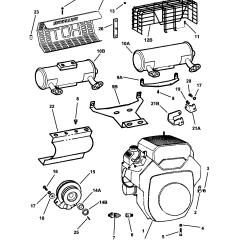 Kohler Key Switch Wiring Diagram Ford F150 Steering Column 25hp Engine Model Ch25s Get Free