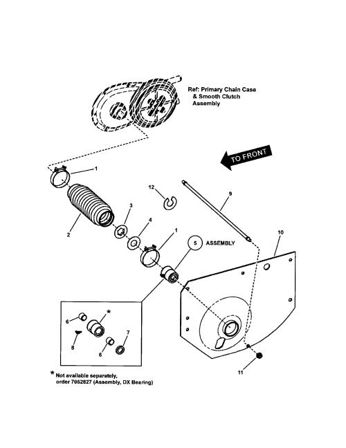 small resolution of snapper 281023bve left hande fender bearing diagram