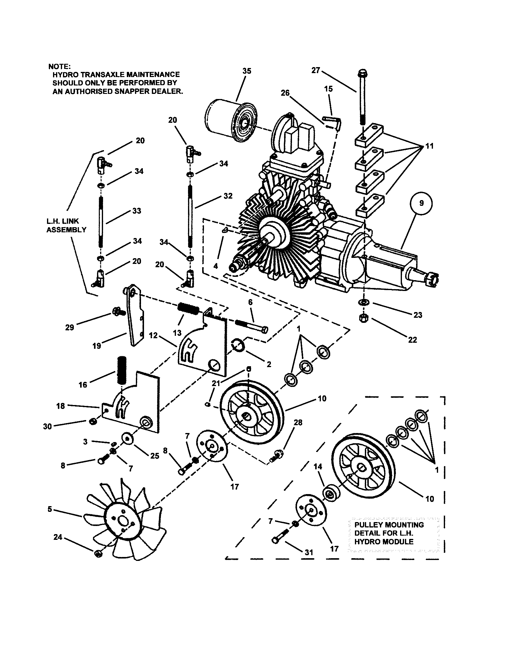 Wiring Diagram For 1990 Snapper Front Engine Riding Lawn Mower Model