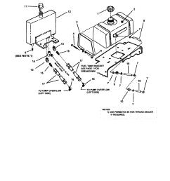 snapper sp520 series 0 fuel tank diagram [ 1696 x 2200 Pixel ]