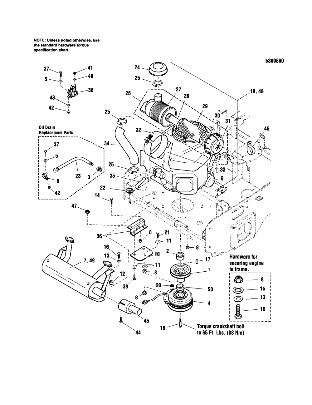 medium resolution of  kohler motor parts diagram snapper zero turn riding mower engine pto 25 hp 27hp kawasaki parts