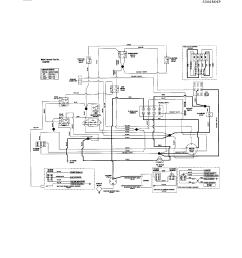 snapper 5900693 electrical schematic diagram [ 1696 x 2200 Pixel ]