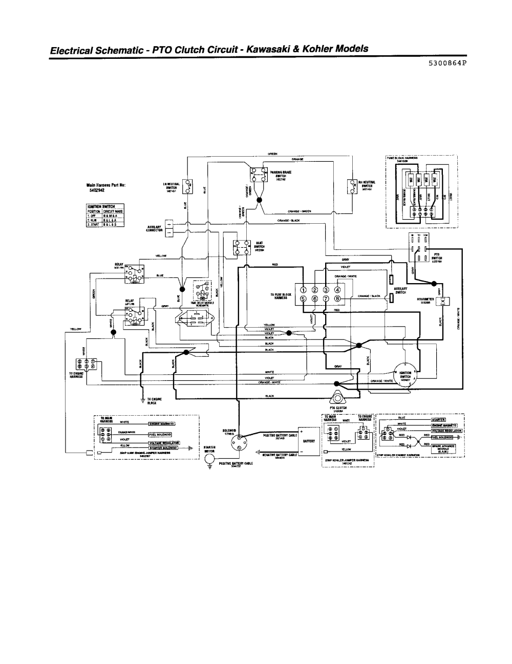 medium resolution of snapper 5900693 electrical schematic diagram