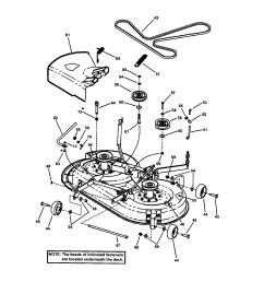 snapper yz16335bve 38 mower deck part 3 diagram [ 1696 x 2200 Pixel ]