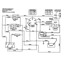 snapper spa610 series 1 2 wiring schematic electric start diagram [ 2200 x 1696 Pixel ]
