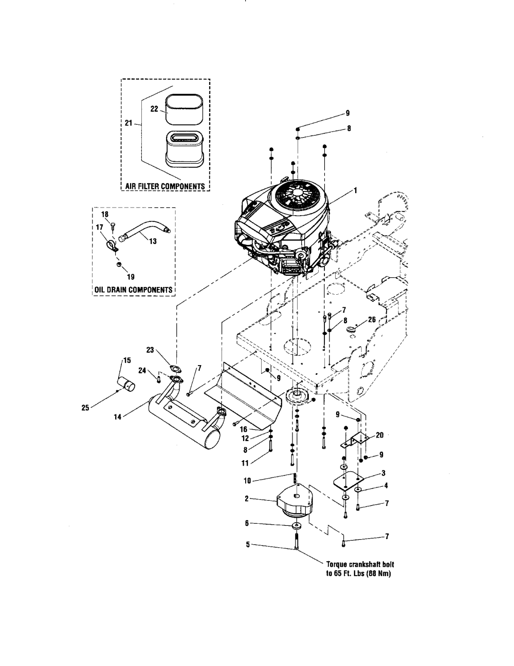 medium resolution of fuel system parts diagram parts list for model 19fb00100041 briggs fuel pump carburetor diagram and parts list for briggs stratton all