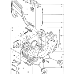 Husqvarna 240 Chainsaw Parts Diagram Sankey For Washing Machine Model Gas Genuine