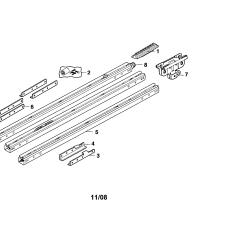 3 4 Hp Craftsman Garage Door Opener Wiring Diagram Motion Sensor Light Parts Model 13953925ds
