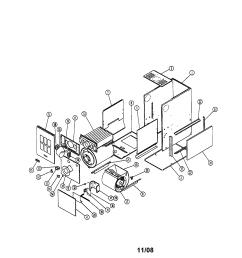 ducane model uhzb125a5 furnace heater oil genuine parts rh searspartsdirect com 2002 ford taurus exhaust diagram 2002 ford taurus parts diagram [ 1696 x 2200 Pixel ]