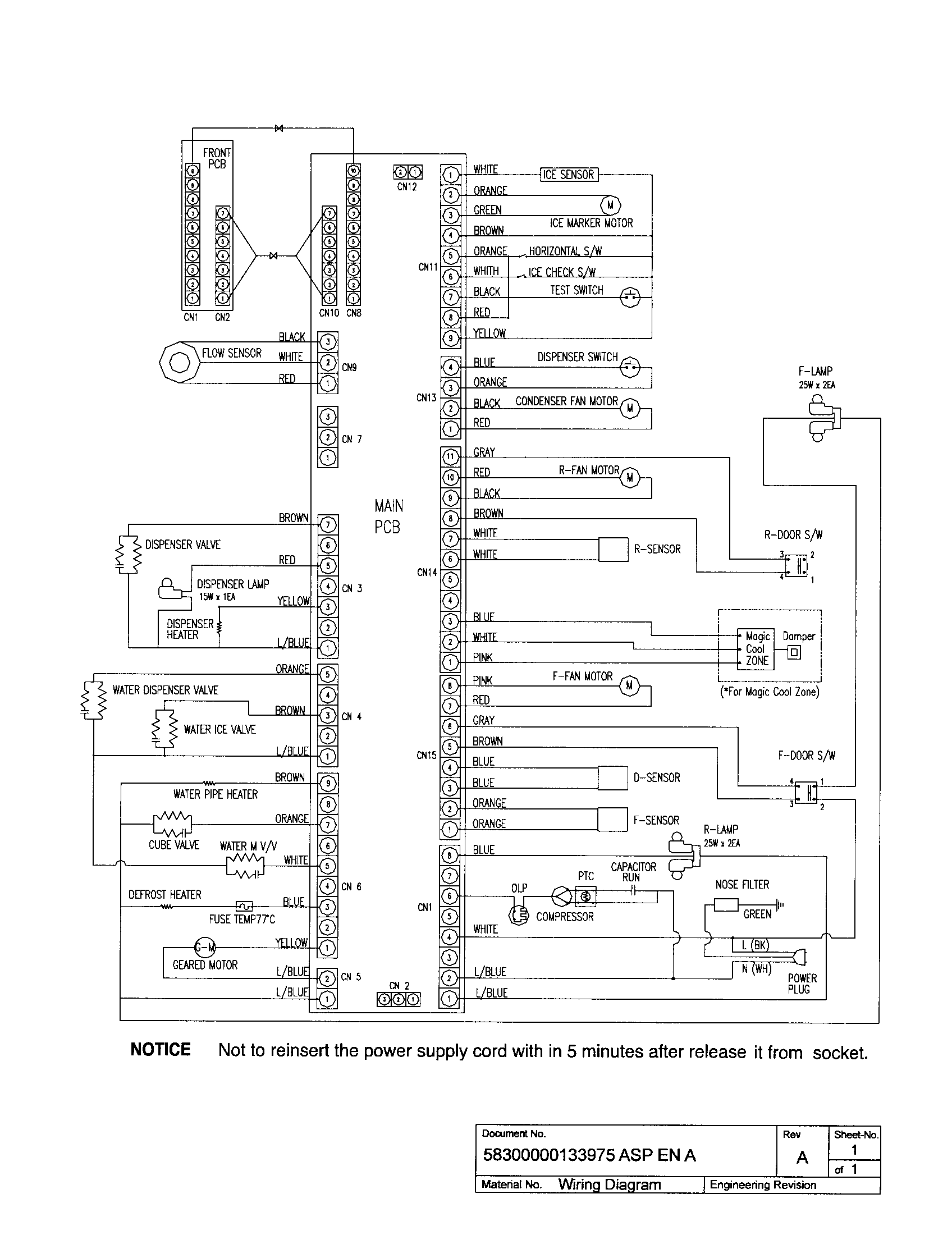 Refrigeration: Commercial Refrigeration Wiring Diagrams
