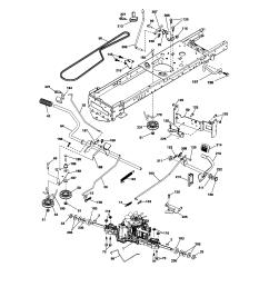 craftsman 917289900 ground drive diagram [ 1696 x 2200 Pixel ]
